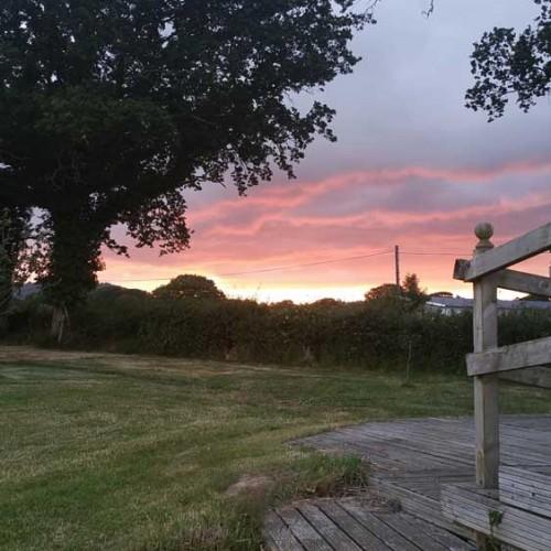 Dorset-sunset