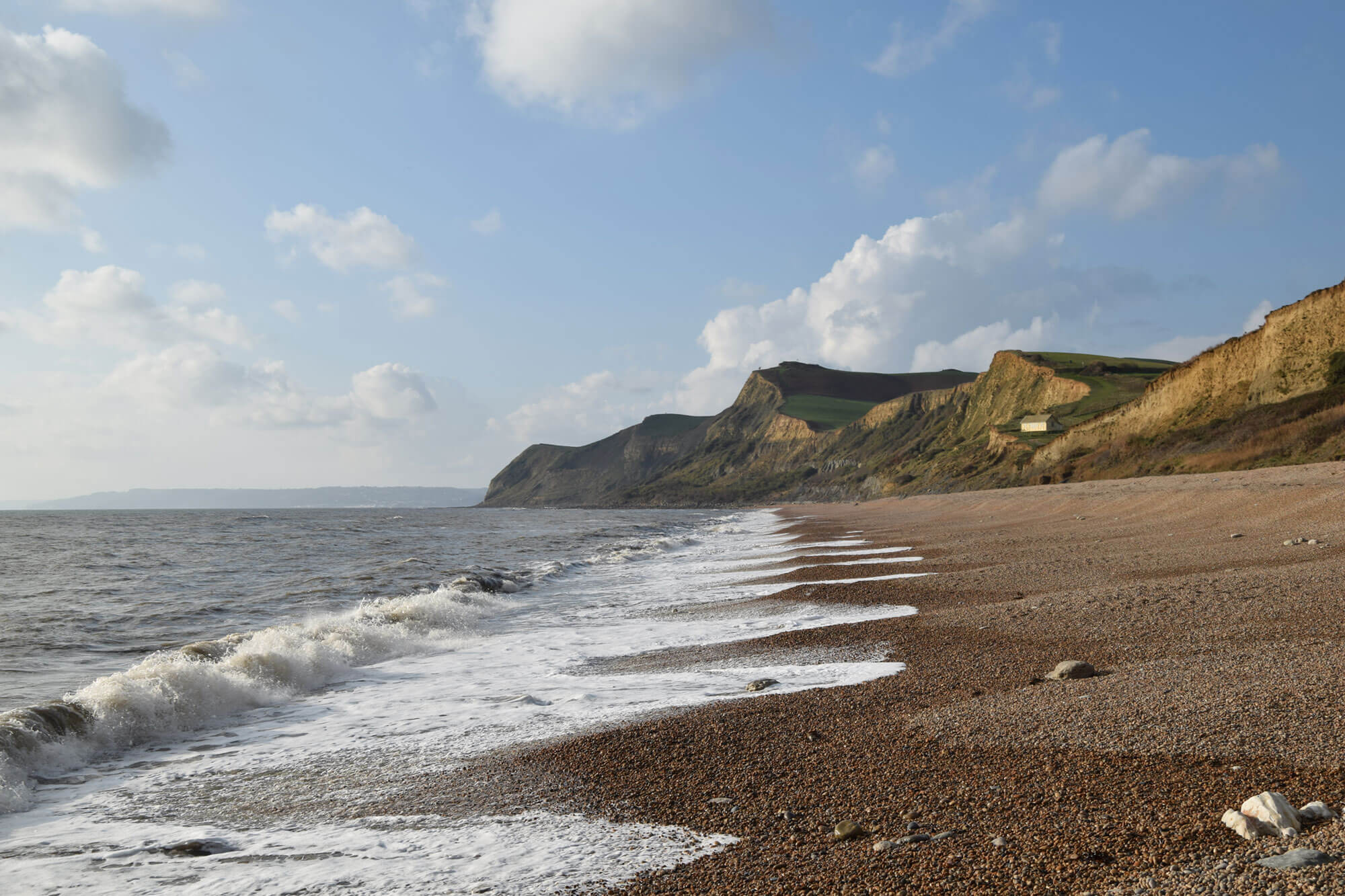 "Eype Beach - ""Broadchurch"""