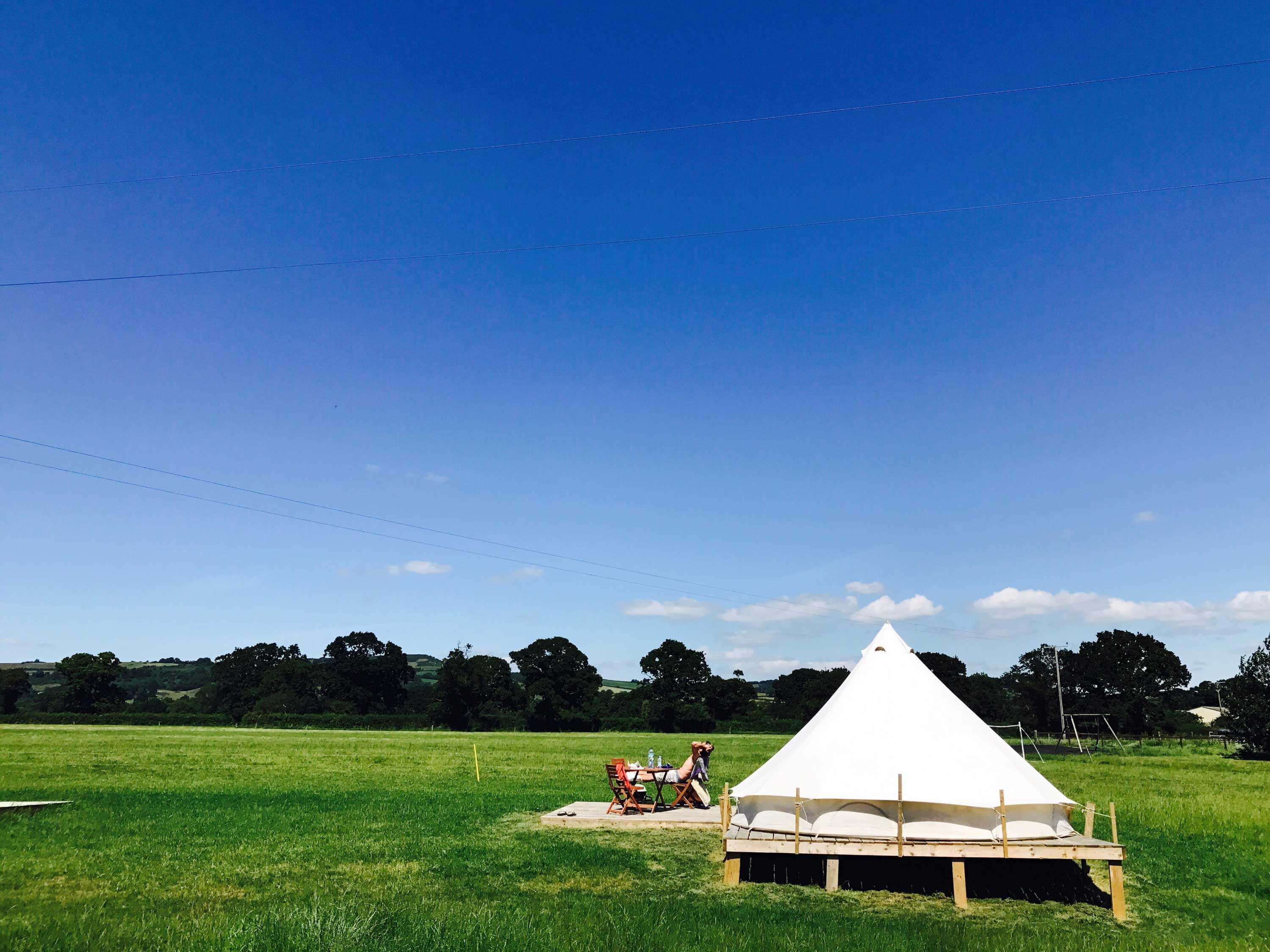 Bell-tents