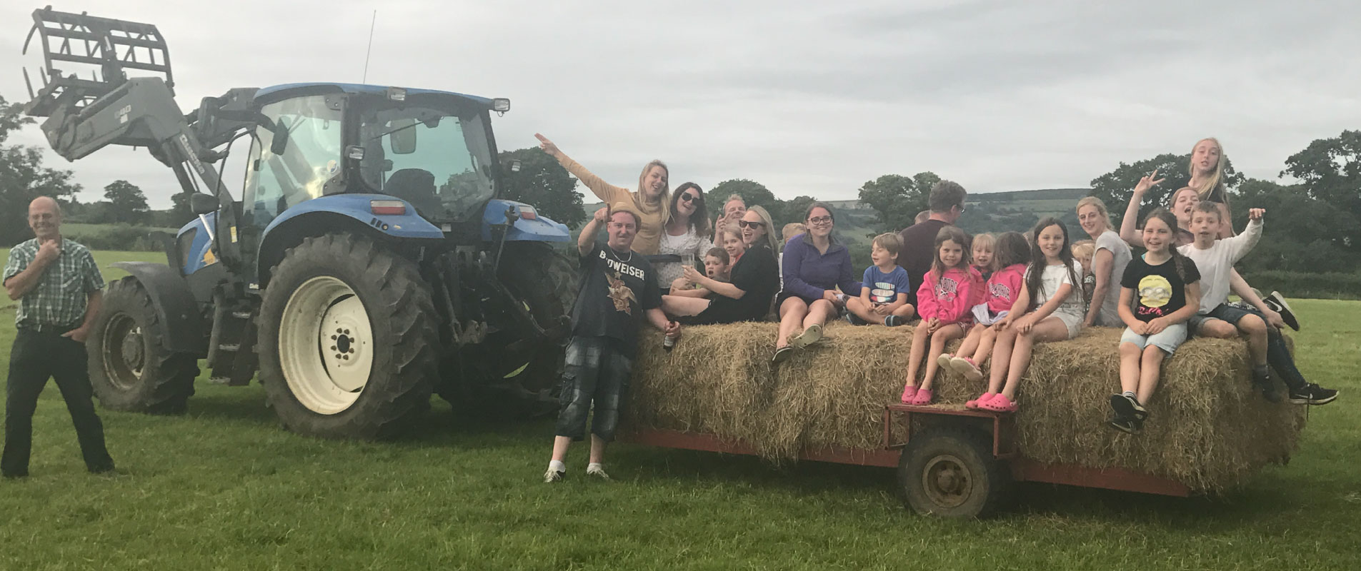 Tractor-rides