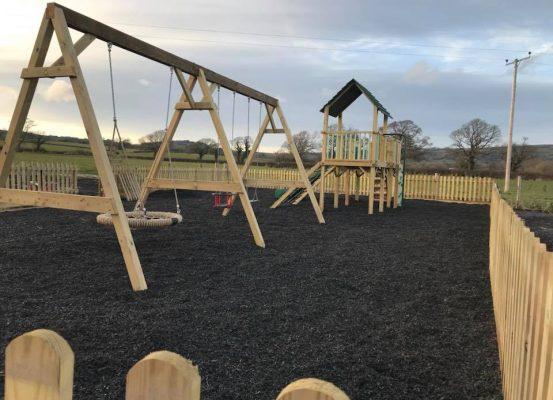 The Dorset Hideaway adventure playground