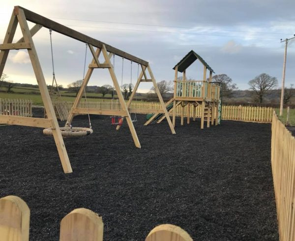 The Dorset Hideaway adventure playground