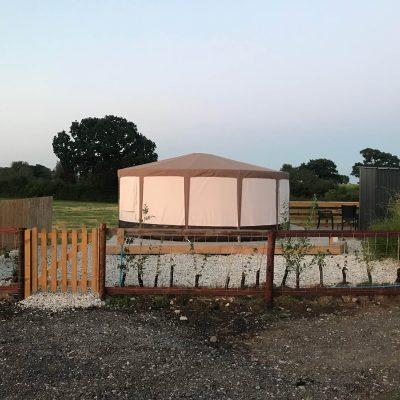 Yurt-slider