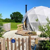 Luxury-Glamping-Domes-Dorset