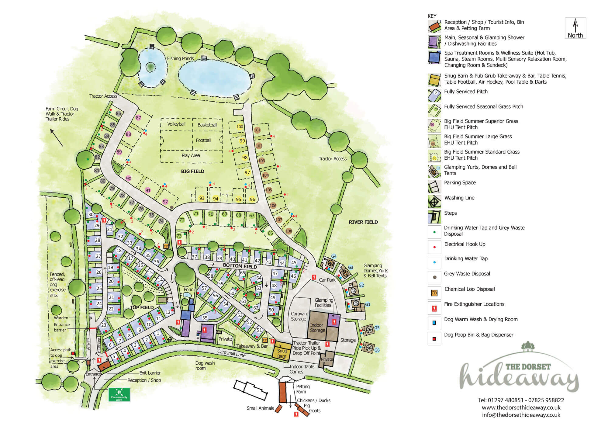 Dorset-Hideaway-Pitch-Plan 2021